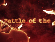 Battle of the Bay Teaser style frames