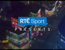 Rugby World Cup 2019 Teaser style frames
