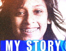 My Story Sting style frames